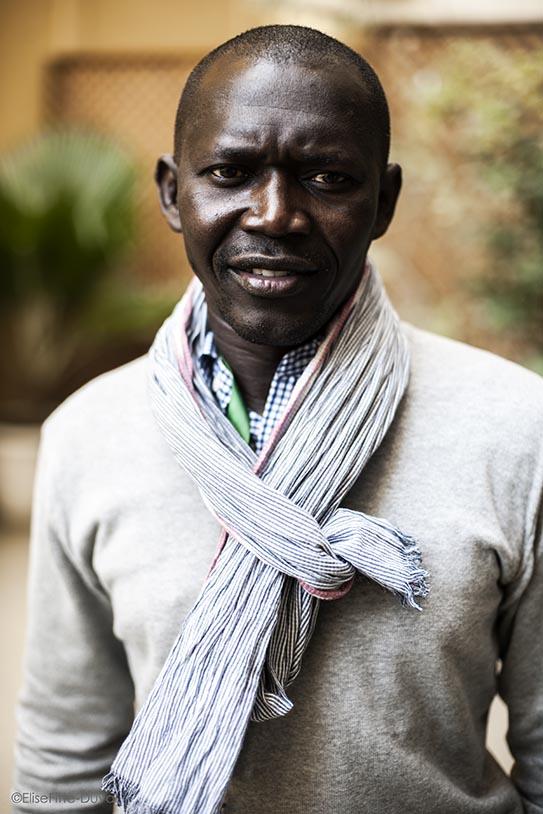 journaliste tchadien